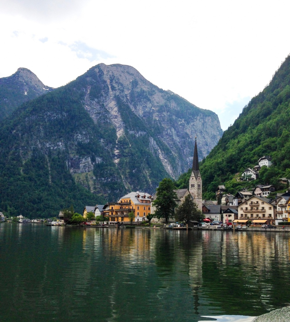 hallstatt, austria, europe, backpacking, budget travel tips