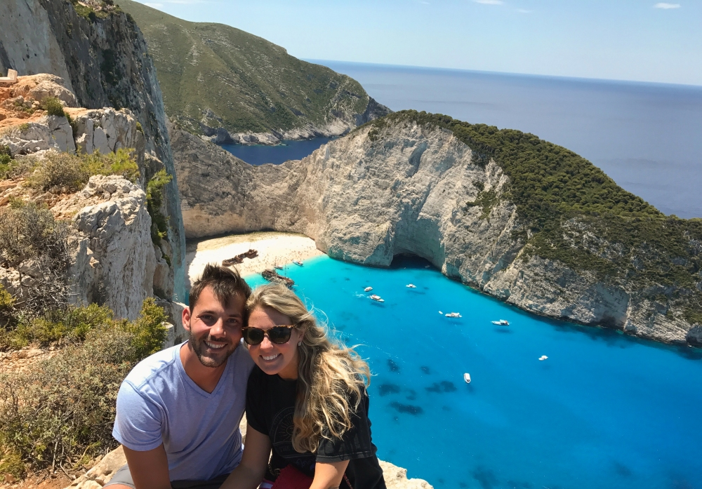 Navagio Beach, shipwreck beach, Zakynthos island, Greece Travel, Blue Caves