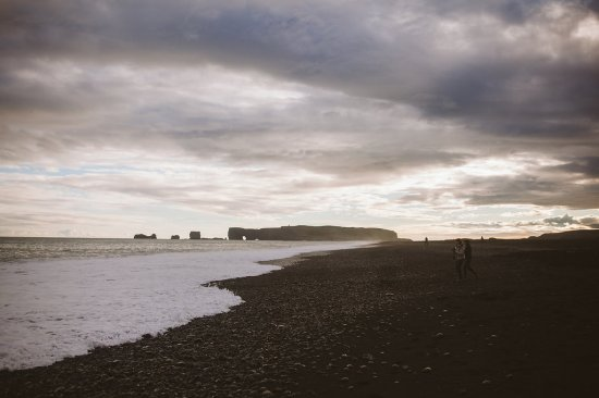 iceland, itinerary, 5 days, black sand beach, Vik