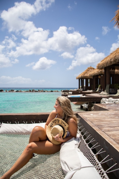 aruba cabana, aruba weekend, renaissance private island, flamingo beach