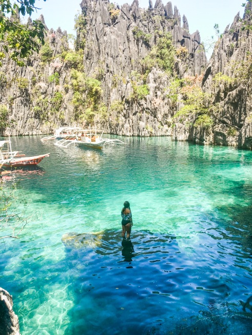 twin lagoon, coron island, Philippines travel, coron island tour