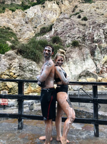 St Lucia Sulphur springs